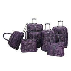 apt. 9 Geometric Luggage Collection