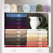 Chaps Home Claremont Solid Bath Towels
