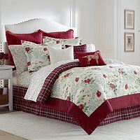 Laura Ashley Lifestyles Ella Comforter Collection