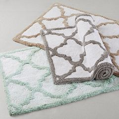 Madison Park Dakota Tufted Bath Rug Collection