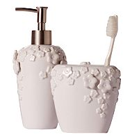Rainbow Garden Bath Accessories Collection