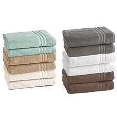 Loft by Loftex Loft Essentials Solid Bath Towel Collection