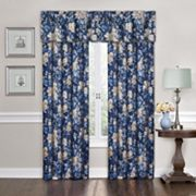 Traditions by Waverly Forever Yours Floral Window Treatments