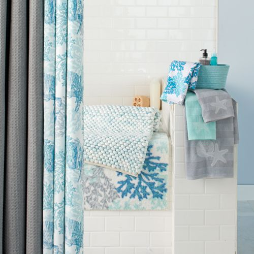 SONOMA Goods For LifeTM Seaside Shower Curtain Collection