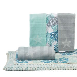 SONOMA Goods for Life™ Seaside Bath Towel Collection