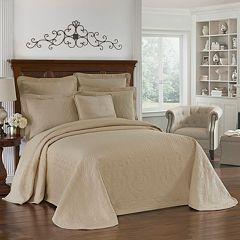 Historic Charleston Charles Matelassé Bedspread Collection