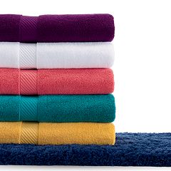 Apt. 9 Plush Solid Bath Towel Collection by