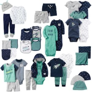 Baby Boy Carter's Little Rocket Mix & Match Collection