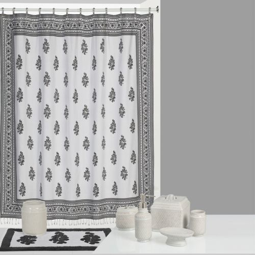 Creative Bath Shower Curtain creative bath nomad shower curtain collection