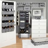 The Macbeth Collection Chevron Storage System