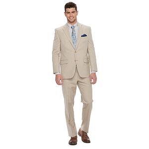 Men's Chaps Classic-Fit Stretch Suit Separates