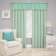 Traditions by Waverly Make Waves Window Treatments