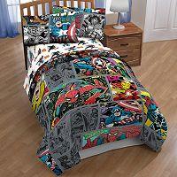 Spider-Man Comforter Collection