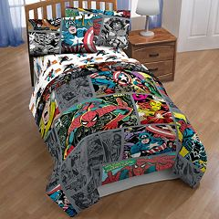 Spider-Man Comforter Collection