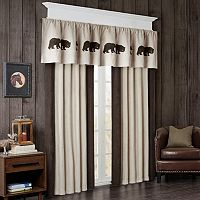 Woolrich Watson Bear Window Treatments