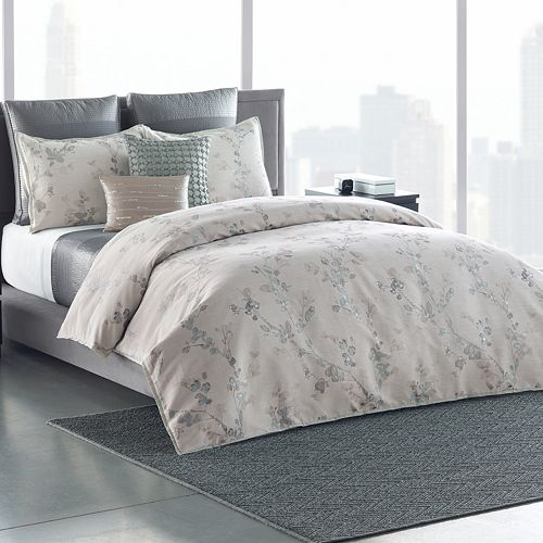 Simply Vera Fl Shadow Duvet Cover Collection