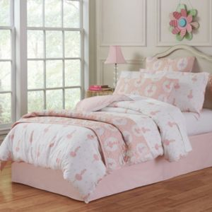 Ballerina Cotton Percale Comforter Collection