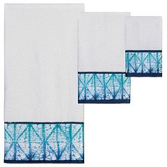 Creative Bath Shibori Bath Towel Collection