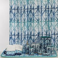 Creative Bath Shibori Bath Accessories Collection