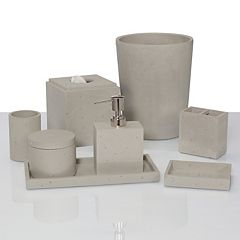 Creative Bath Concrete Bath Accessories Collection