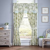 Waverly Fleuretta Window Treatments