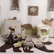 Nature's Trail Bathroom Accessories Collection
