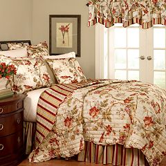 comforter quilt graceful bedding off quilts sets waverly