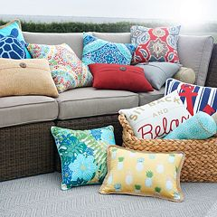 sonoma goods for life indoor outdoor pillow cushion collection - Decorative Pillows For Sofa