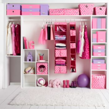 Disney's Mickey & Minnie Mouse Closet Organizer Collection by Jumping Beans®