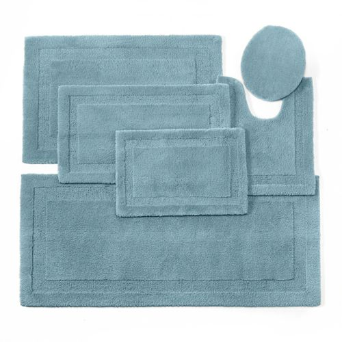 bath rugs & mats - bathroom, bed & bath | kohl's