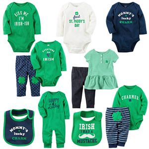 Baby Carter's St. Patrick's Day Mix & Match Collection