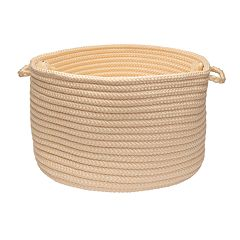 Colonial Mills All Purpose Solid Utility Basket