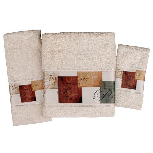 Saay Knight Ltd Tranquility Bath Towel Collection