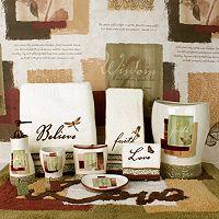 Saturday Knight, Ltd. Inspire Bathroom Accessories Collection