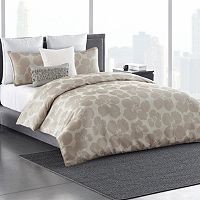 Simply Vera Vera Wang Floral Impression Duvet Cover Collection