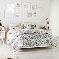 LC Lauren Conrad Wildflower Comforter Collection