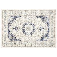 nuLOOM Bodrum Verona Framed Floral Rug Collection
