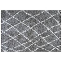 nuLOOM Alvera Easy Shag Lattice Rug Collection