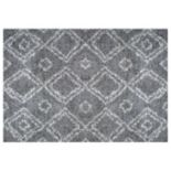 nuLOOM Iola Easy Shag Lattice Rug Collection