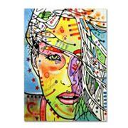 ''Wind Swept'' Canvas Wall Art