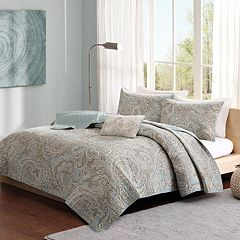 Madison Park Dermot Coverlet Collection