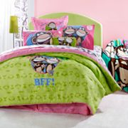 Bobby Jack Text Me Bedding Coordinates