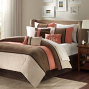Madison Park Hanover Duvet Cover Collection