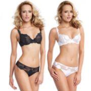Jezebel Monica Bra & Panty Lingerie Separates