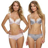 Jezebel Lydia Bra & Panty Lingerie Separates