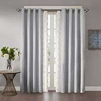 Madison Park Bonwitt & Declan Layered Window Treatments