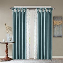 Madison Park Bonwitt & Daniele Layered Window Treatments