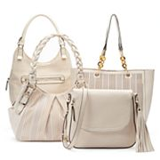Apt. 9® Whiteout Handbag Collection