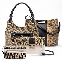 Apt. 9® Natural Straw Handbag Collection