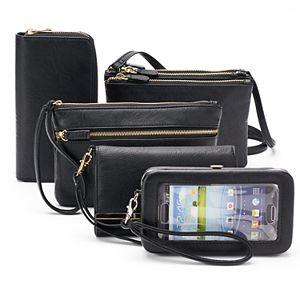 Apt. 9® Tech Story Handbag Collection